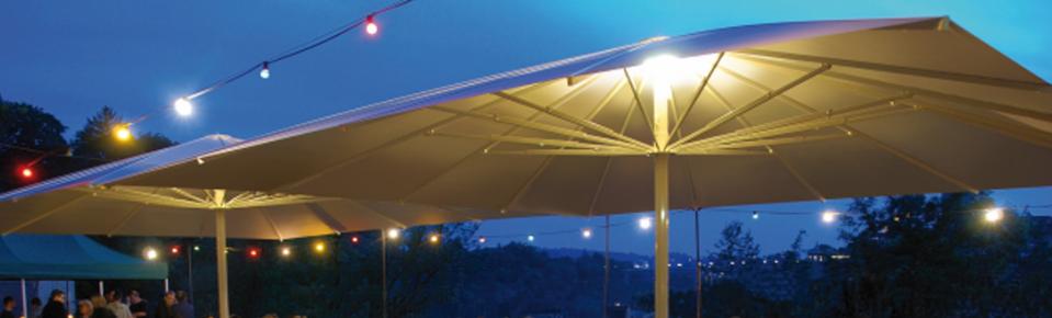horeca parasol